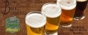 Beer Tasting & Food Pairing