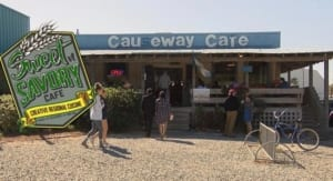 The Causeway Cafe closed